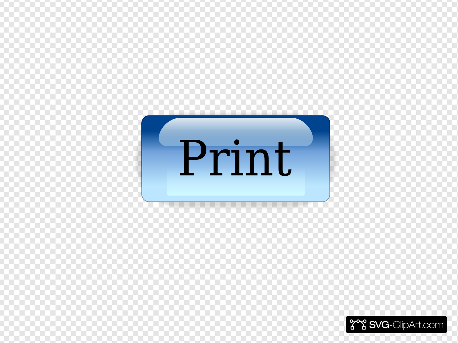 Print Button.png Clip art, Icon and SVG.
