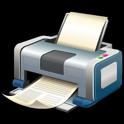 Print Icon.