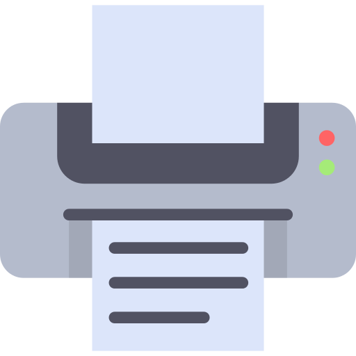 Printer Print PNG Icon (80).
