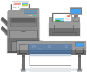 Batch Print Multiple PDF, Text and Image Files.