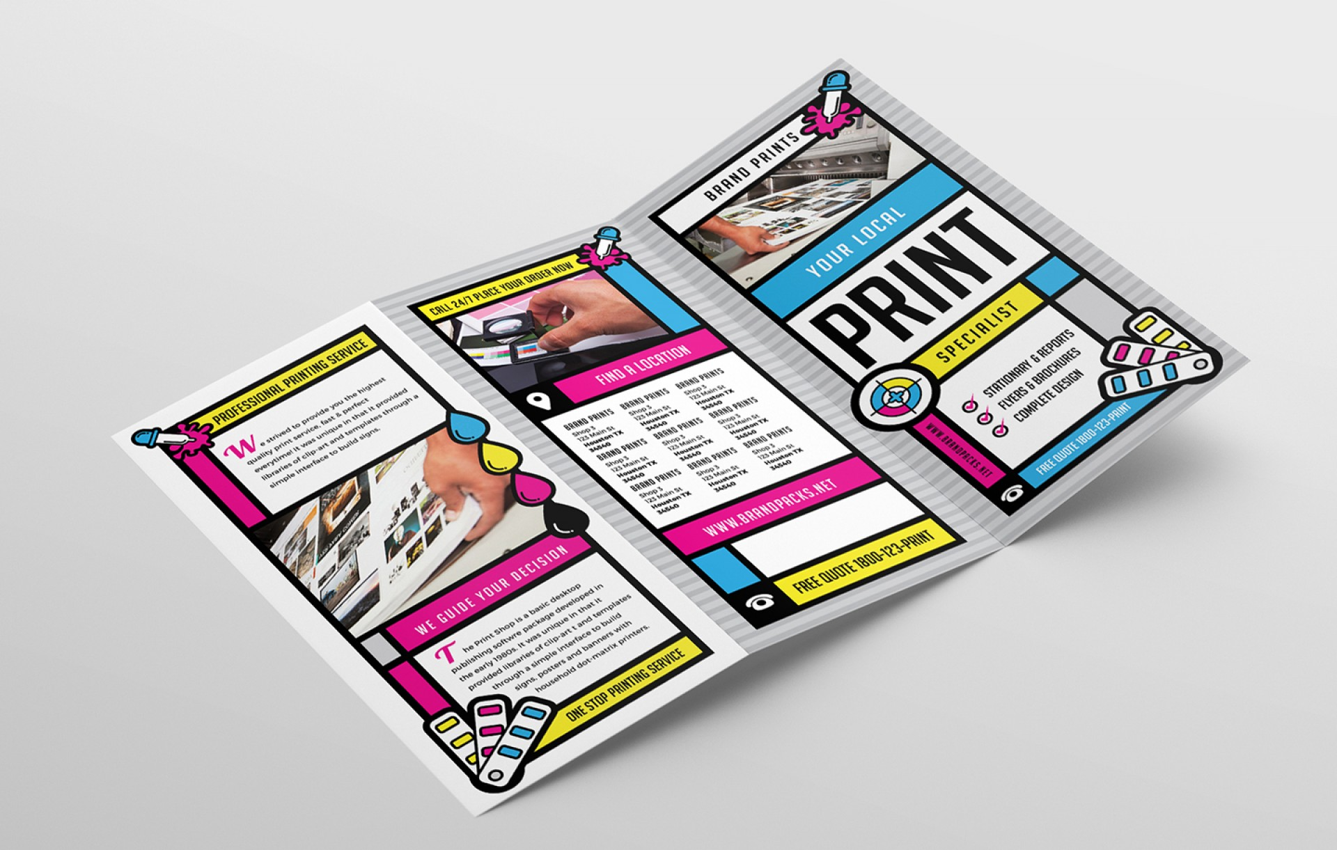 005 Template Ideas Free Print Outstanding Ad Templates.