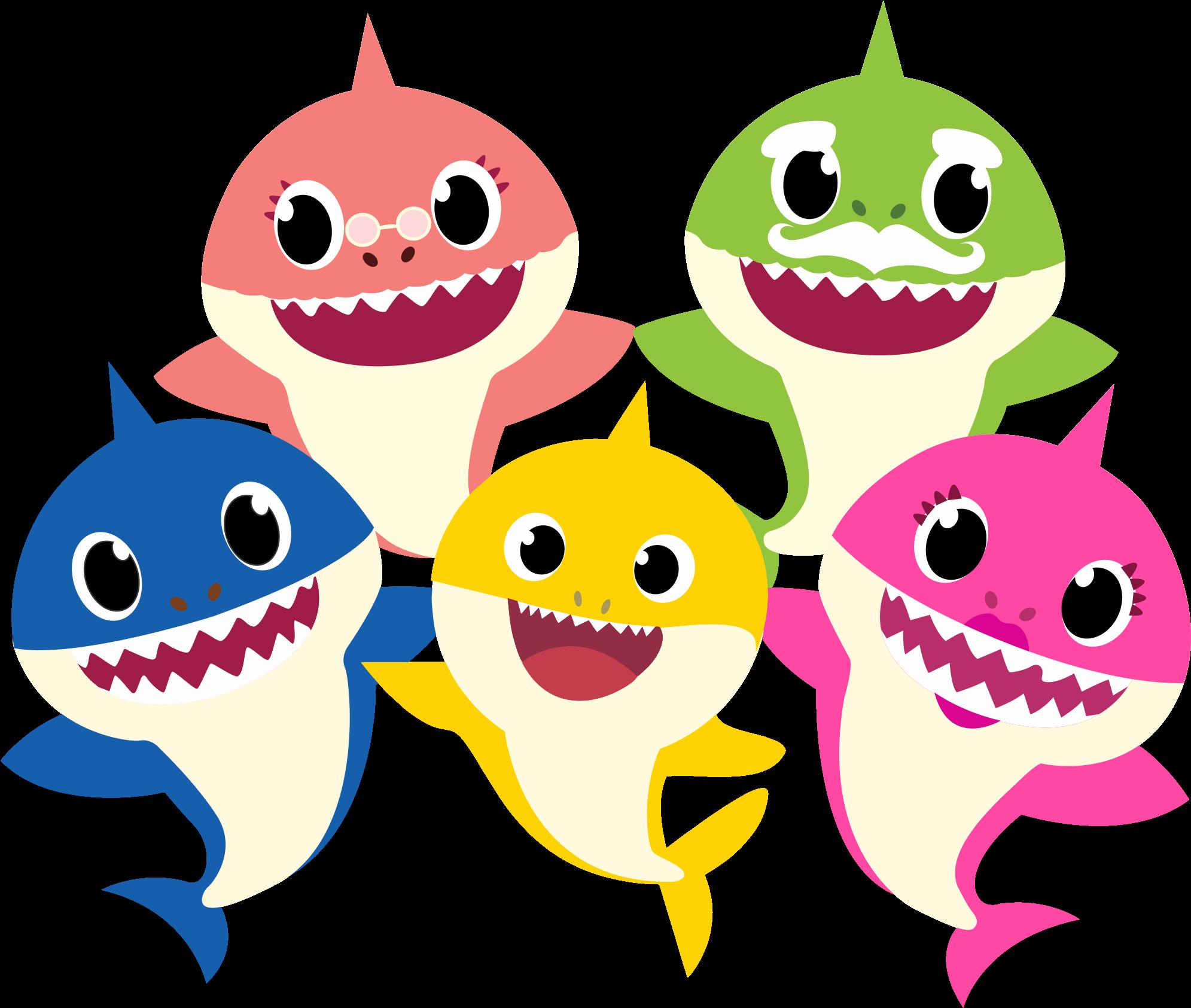 FREE 1st Baby Shark ft JAUZ Invitation Templates + Thank You.