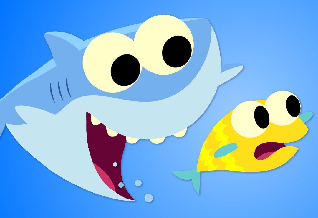 Clipart Baby Shark.