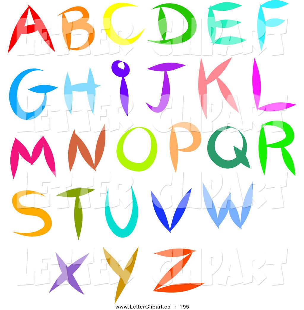 Alphabet Letter Pictures.