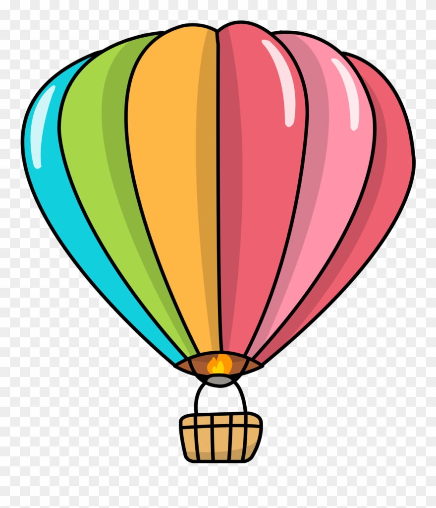 Cartoon Picture Of Balloon.