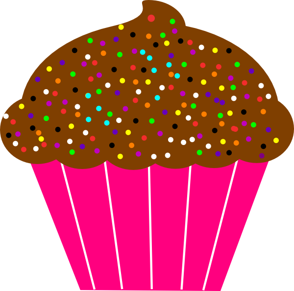 Printable Cupcake Clipart Clipground