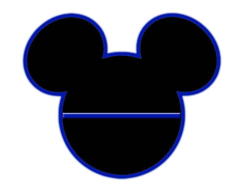 Mickey Mouse Printable Clipart.