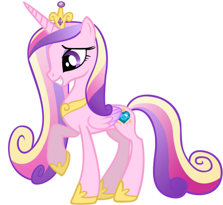 My Little Pony Friendship Princess Cadence Clipart.