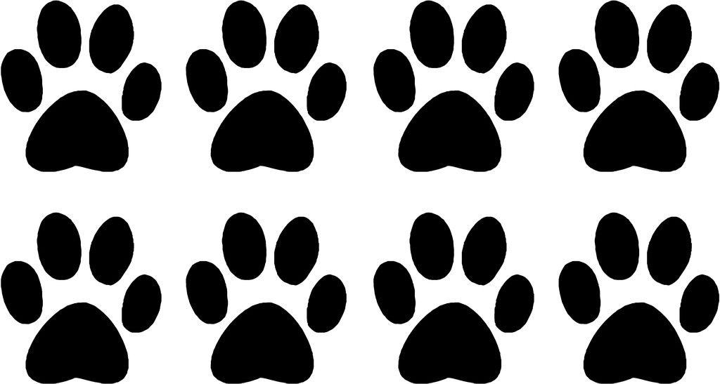 Free Animal Paw Prints Pictures, Download Free Clip Art.