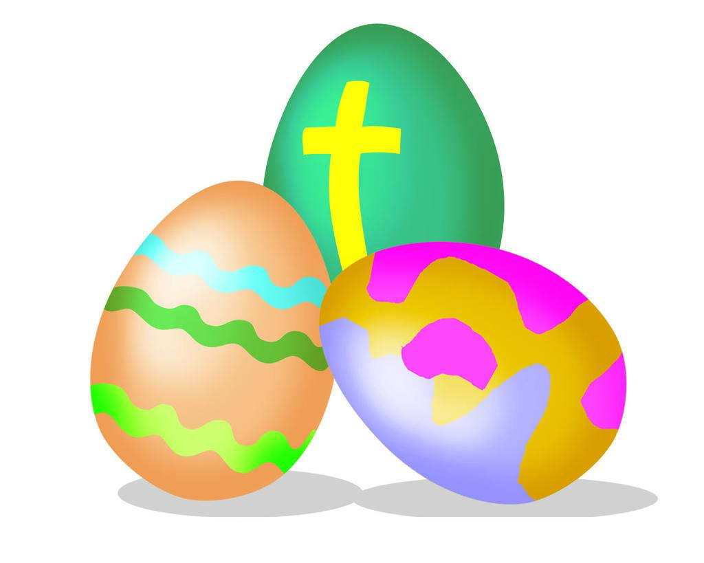 Easter Religious Clipart Printable 1141.