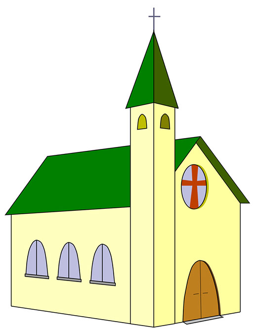Church clip art printable free clipart images.
