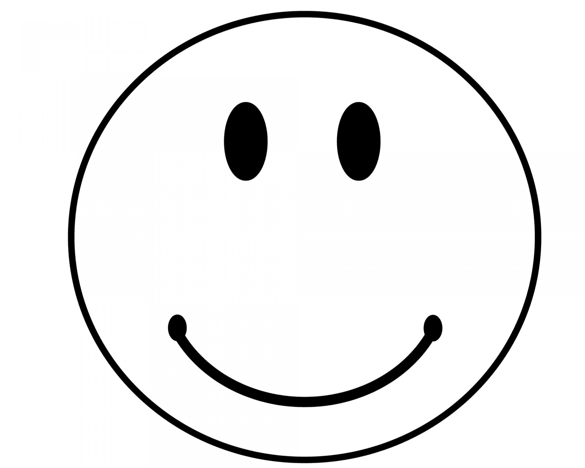 Free Printable Smiley Faces Clipart.