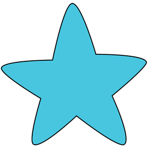 Star Clip Art Free Printable.