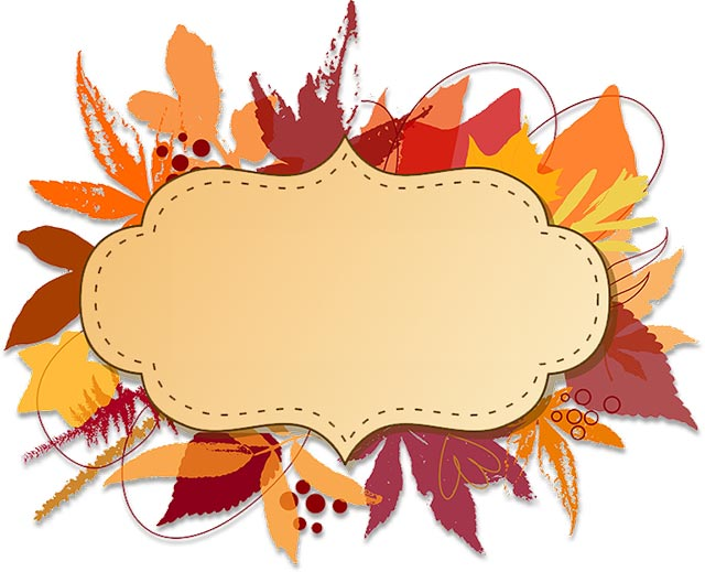 Printable Thanksgiving Clipart at GetDrawings.com.