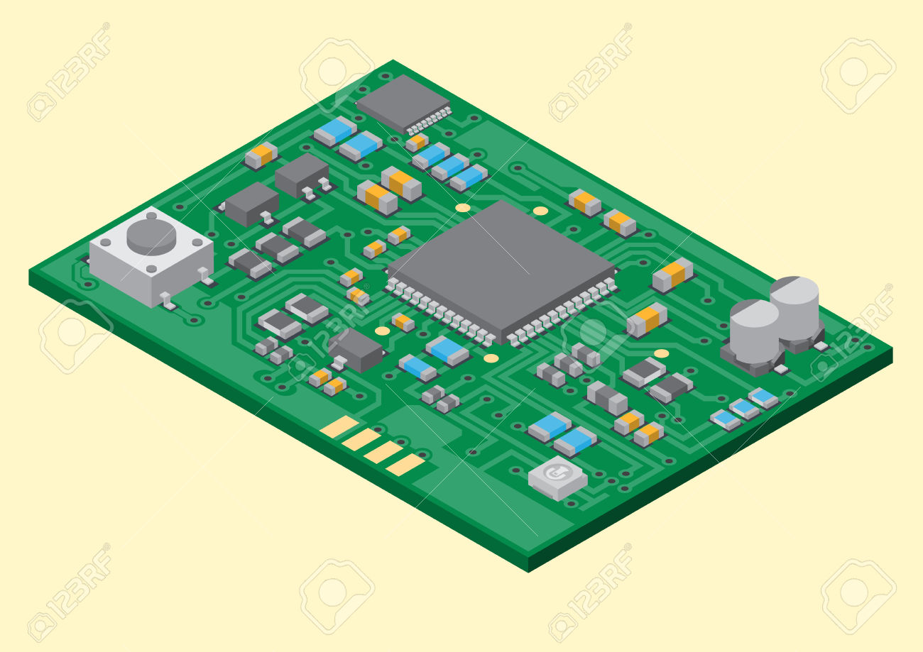 Bare Printed Circuit Board Manufacturing Engine Control Wiring Assemblyprinted Fabrication Ourpcb Pcb Manufacturer Panel