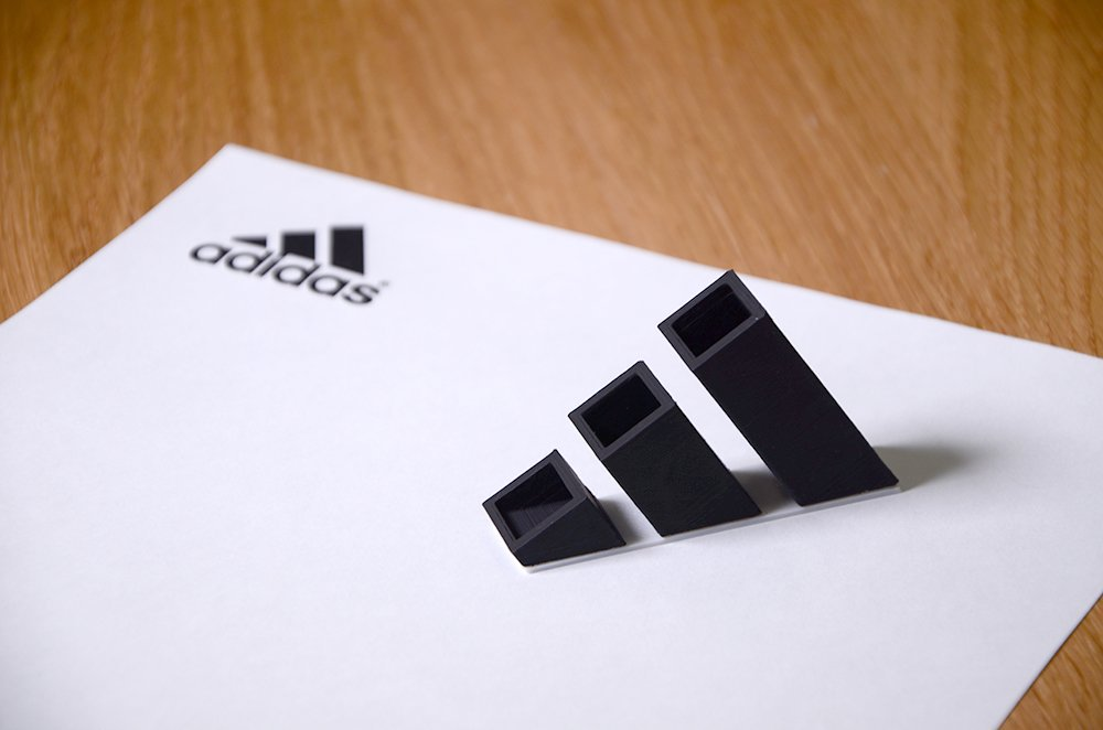 Designer 3D Prints Famous Logos Into Items You Can Use Everyday.