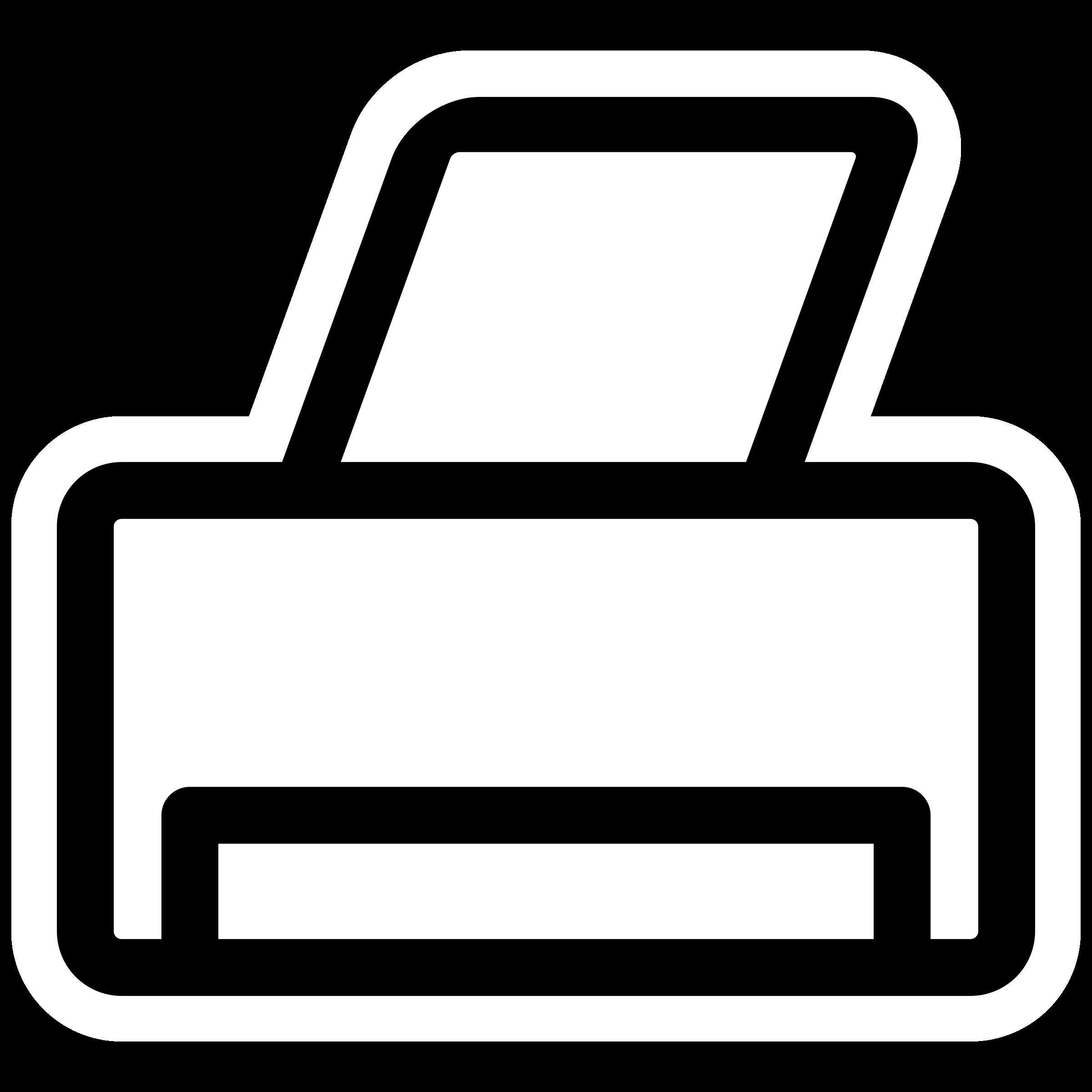 Printer Clipart.