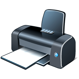 Printer PNG images free download.