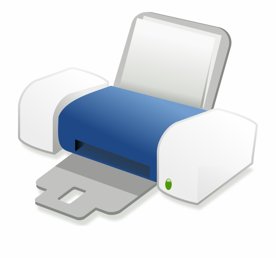 Computer Printer Png Photo.