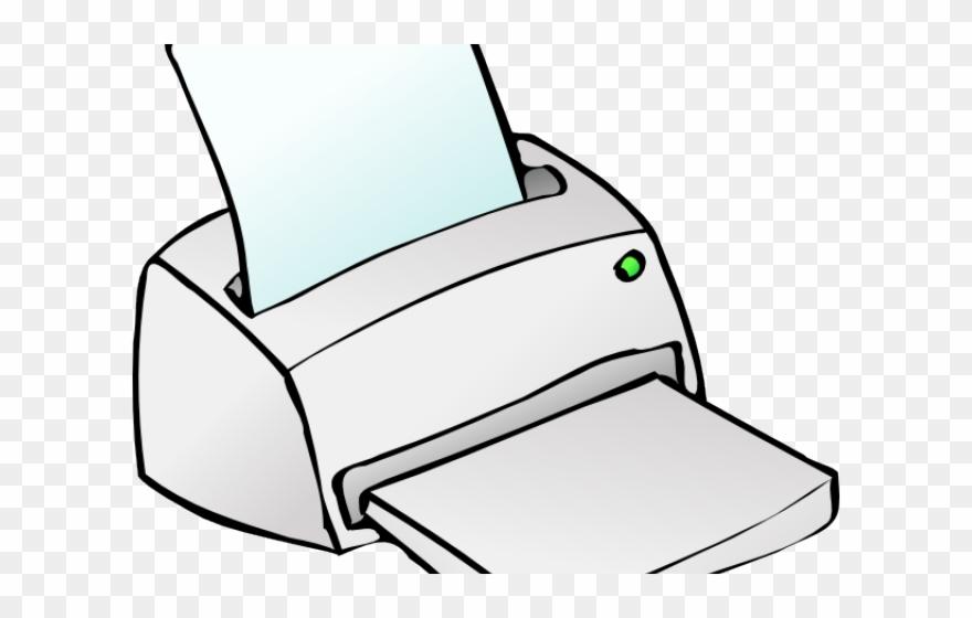 Printer Clipart Transparent.