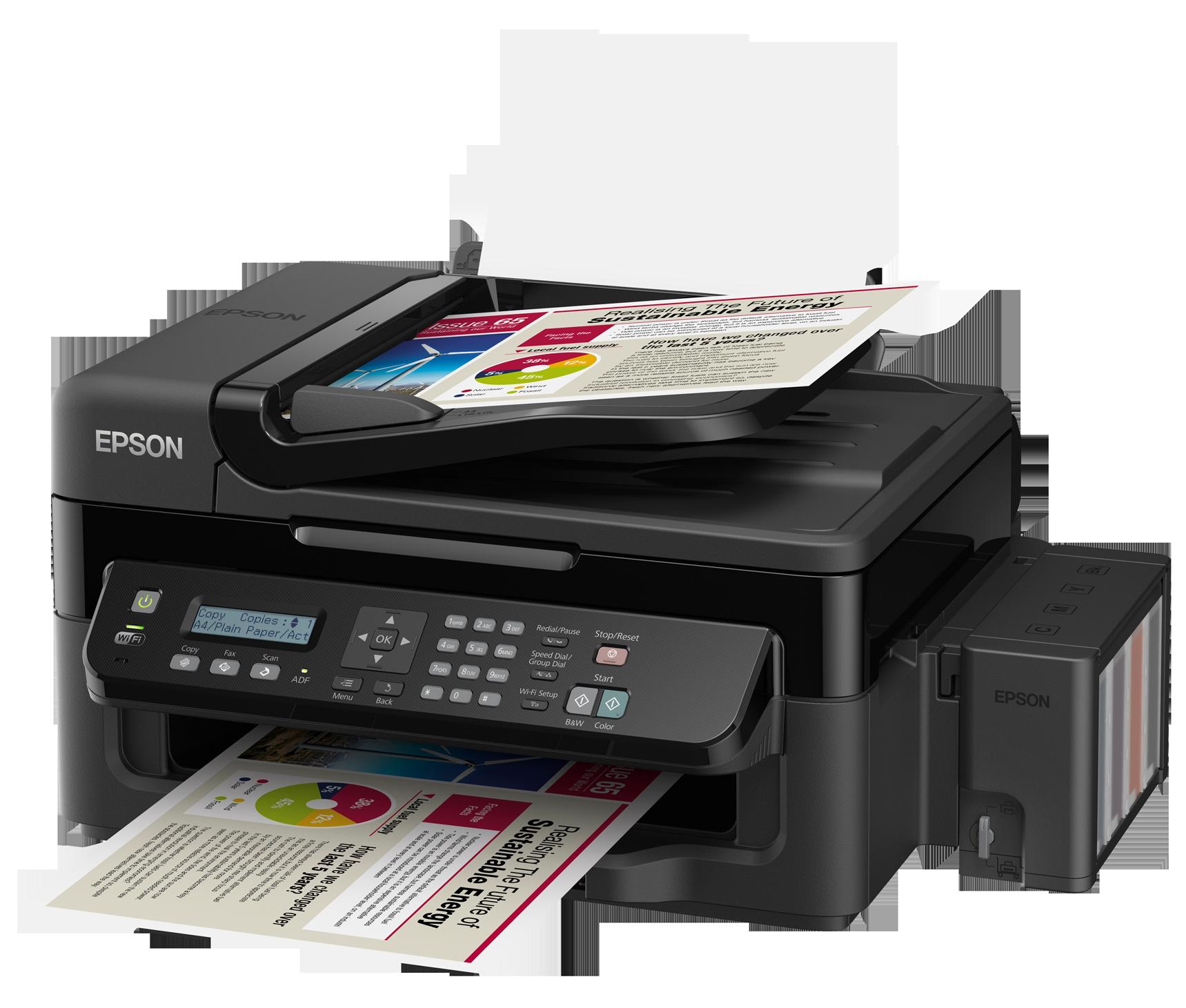 Laser Printer PNG Image.