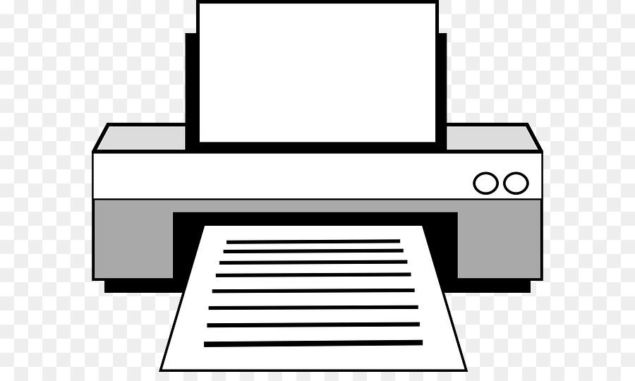 Paper Printer Computer Icons Clip Art.