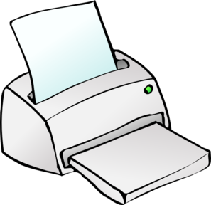 Printing Clipart.