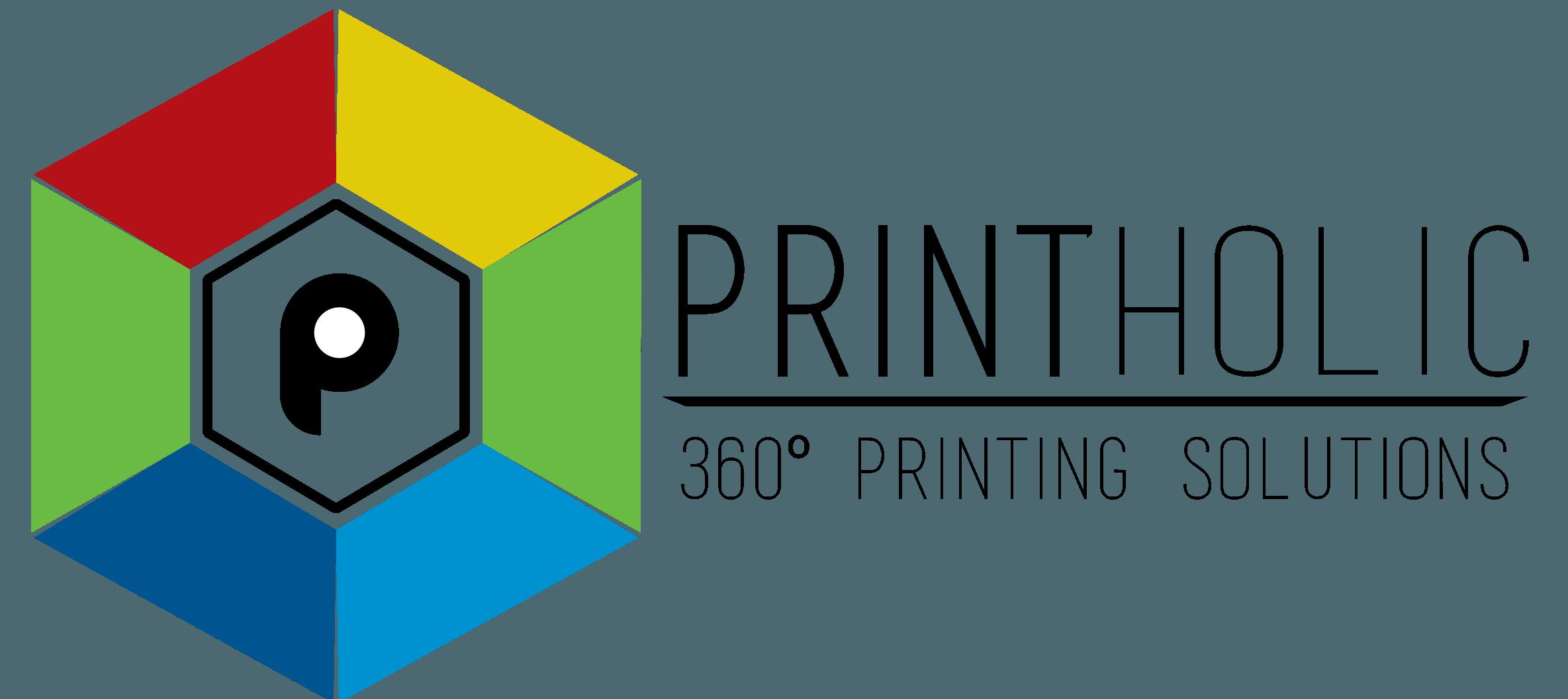 Printing Press Logo.