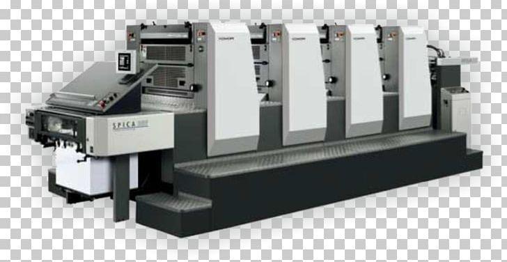 Heidelberger Druckmaschinen Paper Offset Printing Printing.