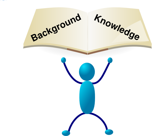 Background knowledge clipart.