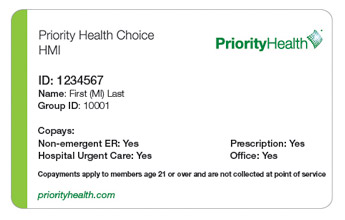 Healthy Michigan Plan information for providers.