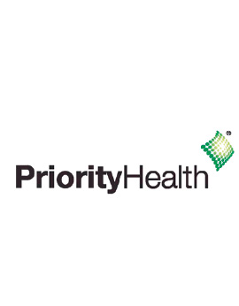 Priority Health Now Accepted.