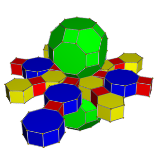 Truncated cuboctahedral prism.