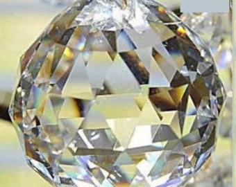 20mm crystal ball.