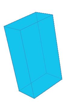 Free clipart rectangular prism.