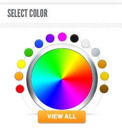 Powder Coat It: Colors.