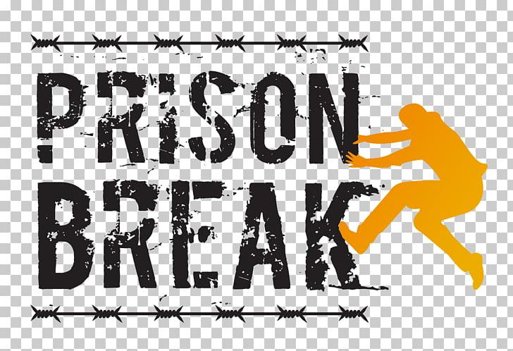 Logo Television Prison Break Race Font , Prison Break PNG.