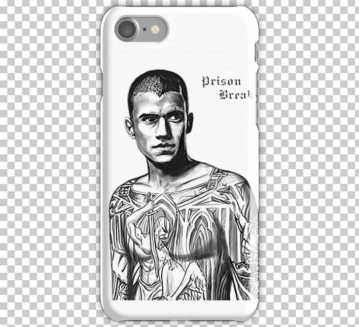 Michael Scofield Prison Break PNG, Clipart, Art, Black And.