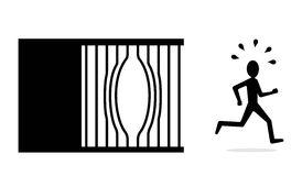 Prison Break Clipart.