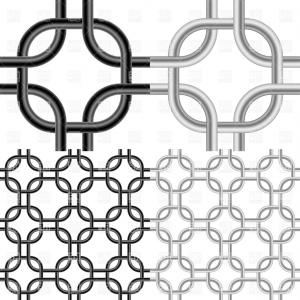 Hd Prison Fence Background Vector Clipart Image.