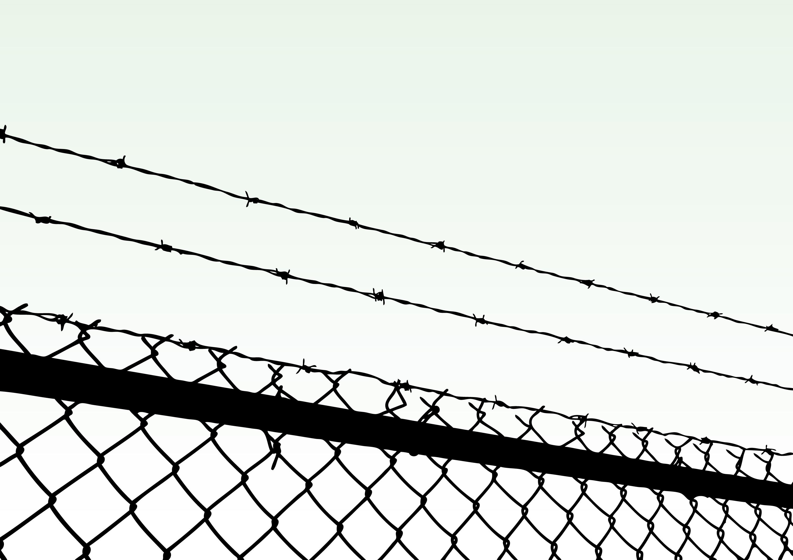 jail bars clip art.
