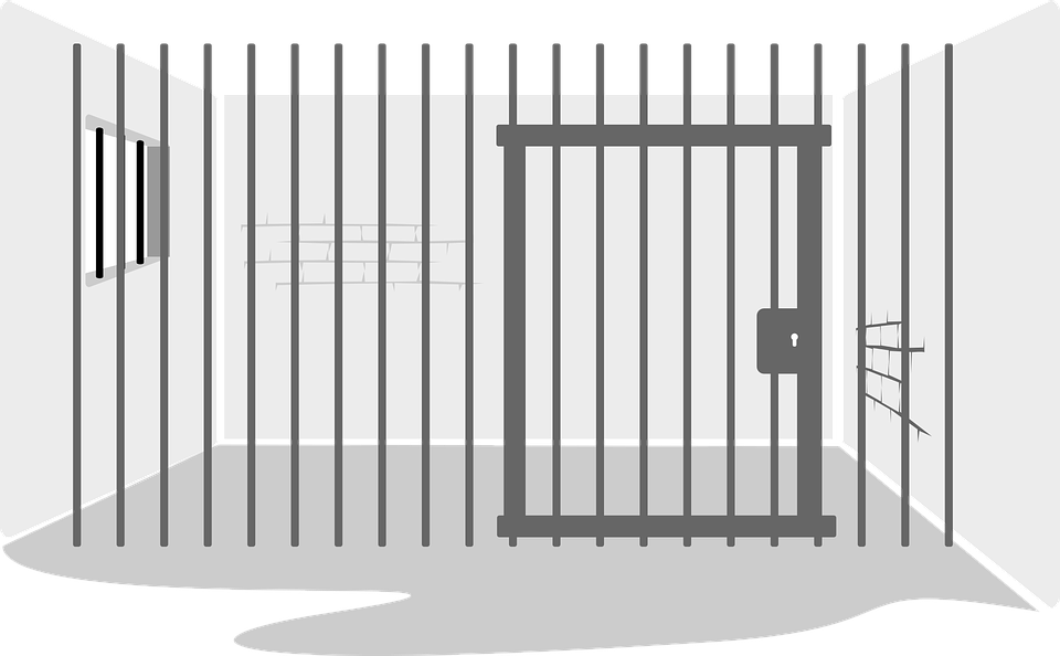 Free PNG Jail Transparent Jail.PNG Images..