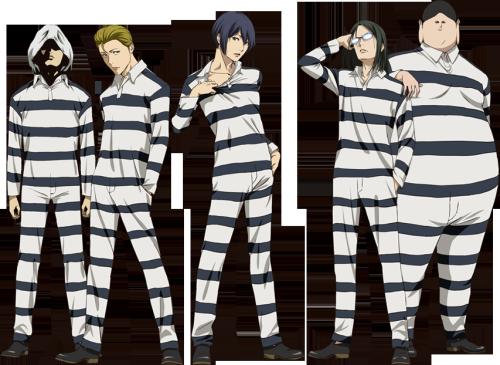 Prison School.