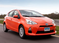 The Toyota Prius C isn't a good car, and here's why.