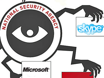 Skype Accused Of Spying.
