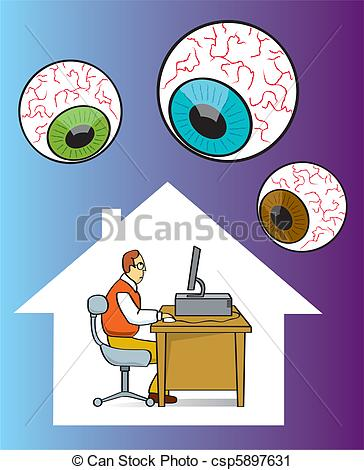Privacy Stock Illustrations. 47,111 Privacy clip art images and.