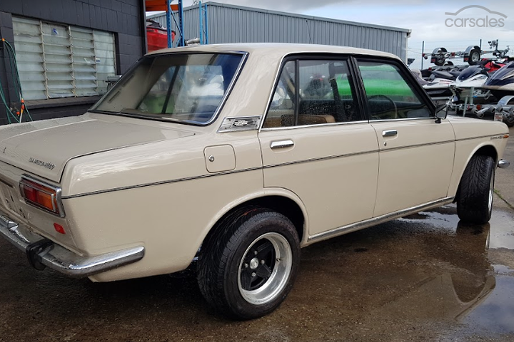 Private Datsun Beige car for sale in Australia.