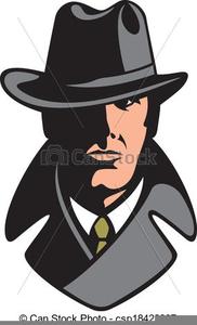 Private Investigator Clipart Free.