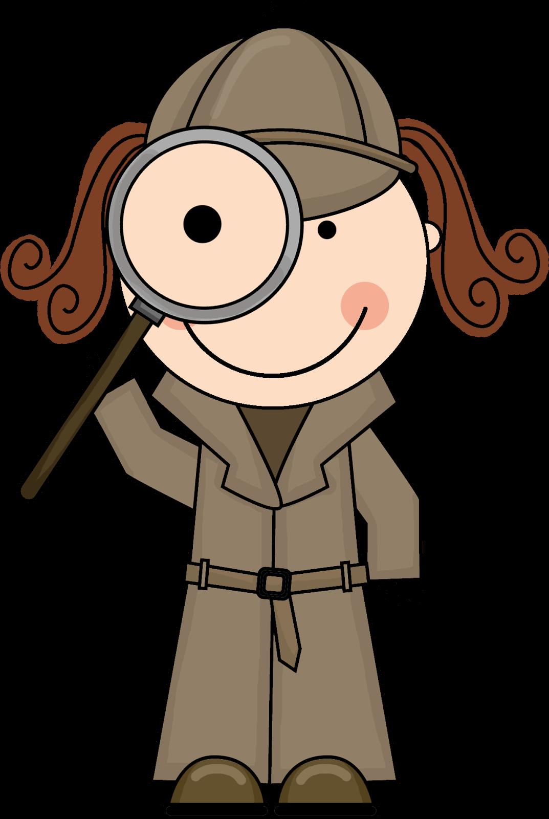 Private Investigator Cliparts.