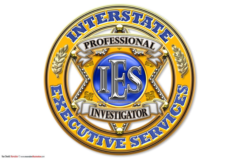 Police Shield Private Investigator Logo Design by Ian.